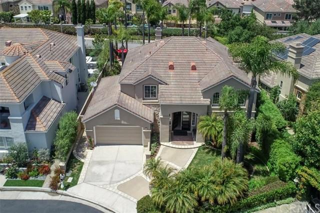 53 Sea Terrace, Newport Coast, CA 92657 (#NP18140580) :: Team Tami