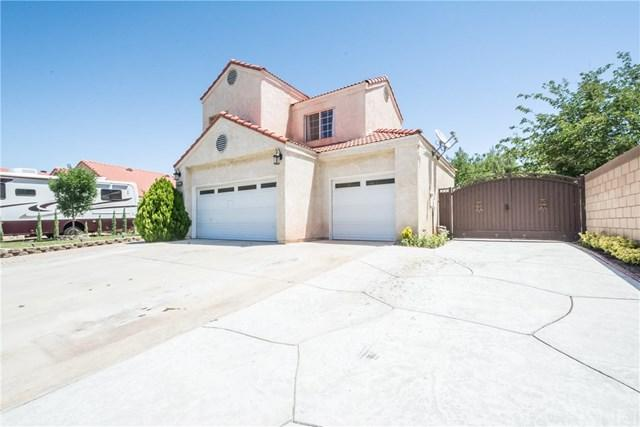 37350 42nd Street E, Palmdale, CA 93552 (#SR18148386) :: Z Team OC Real Estate