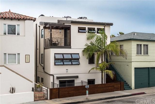 2131 Hermosa Avenue, Hermosa Beach, CA 90254 (#SB18148960) :: Keller Williams Realty, LA Harbor