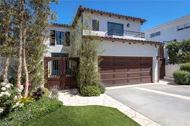 606 Anderson Street, Manhattan Beach, CA 90266 (#SB18149116) :: Keller Williams Realty, LA Harbor