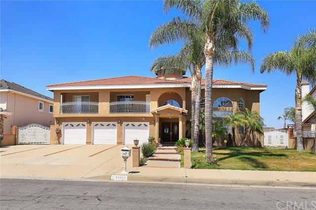 12883 Rock Crest Lane, Chino Hills, CA 91709 (#TR18149218) :: Cal American Realty