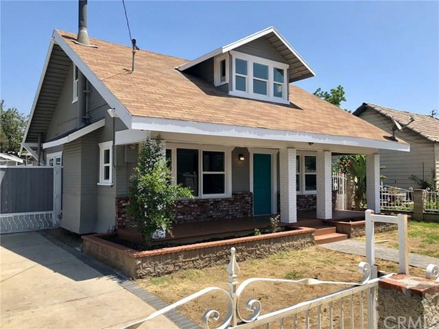 855 E 7th Street, Pomona, CA 91766 (#CV18149424) :: Cal American Realty