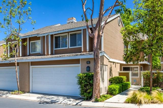 12 Rosewood, Aliso Viejo, CA 92656 (#OC18134307) :: Pam Spadafore & Associates