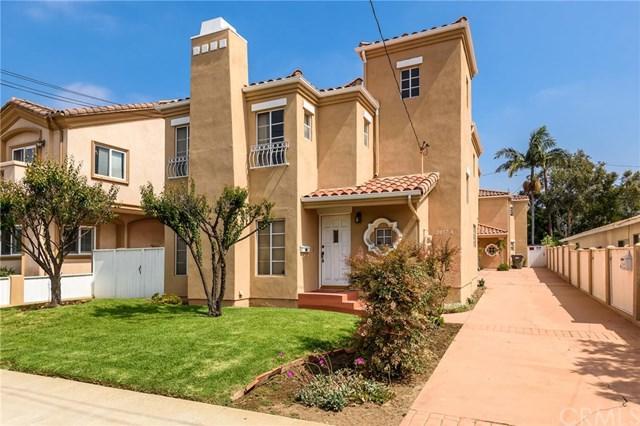 2017 Warfield Avenue A, Redondo Beach, CA 90278 (#SB18147042) :: Legacy 15 Real Estate Brokers