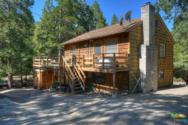 52760 Mcgovern Road, Idyllwild, CA 92549 (#18355766PS) :: Fred Sed Group