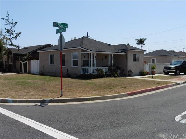 2604 W 152nd Street, Gardena, CA 90249 (#SB18148372) :: Keller Williams Realty, LA Harbor