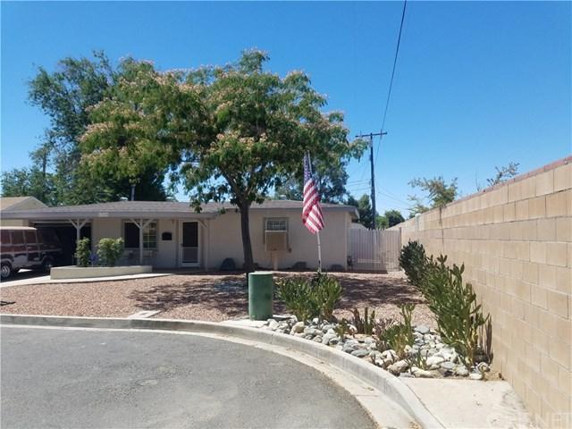 1226 W Lumber Street, Lancaster, CA 93534 (#SR18149708) :: Impact Real Estate
