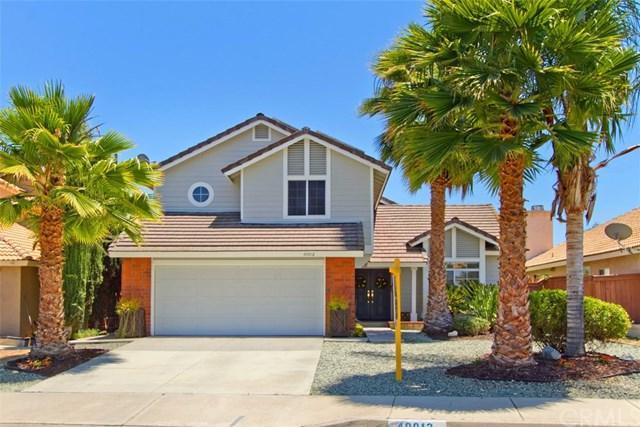40012 Oak Grove Avenue, Murrieta, CA 92562 (#SW18149416) :: Realty Vault
