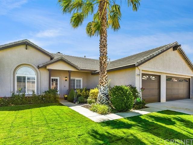 42132 Quail Creek Drive, Lancaster, CA 93536 (#SR18150159) :: Impact Real Estate