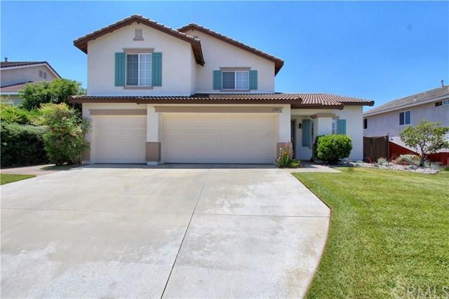 35935 Leah Lane, Yucaipa, CA 92399 (#EV18150160) :: Realty Vault