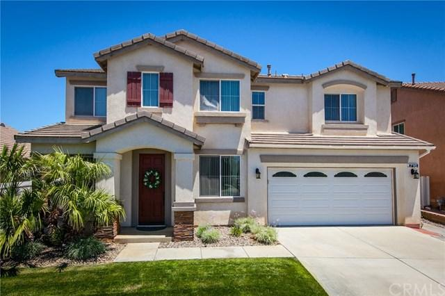 716 Canyon Crest Road, Beaumont, CA 92223 (#EV18150206) :: Realty Vault