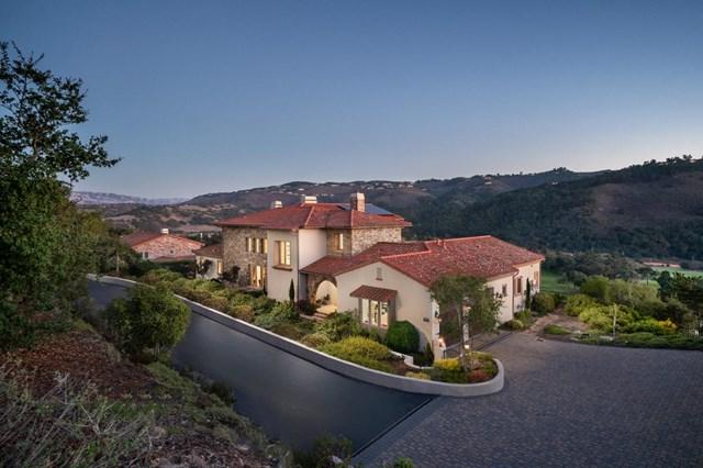 406 Mirador Court, Monterey, CA 93940 (#ML81711595) :: Fred Sed Group
