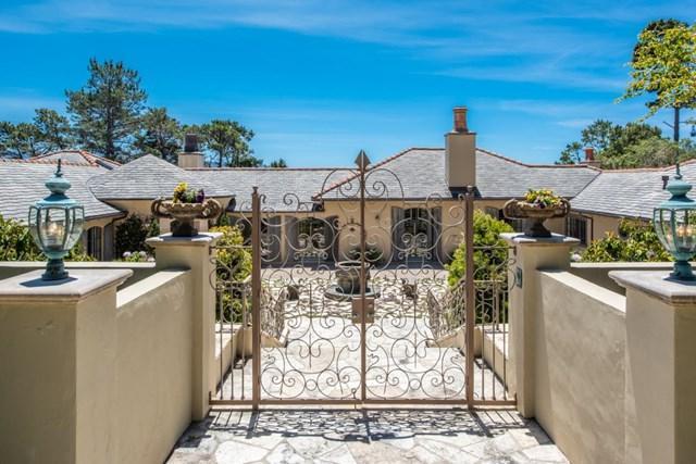 4042 Sunridge Road, Pebble Beach, CA 93953 (#ML81711610) :: Pismo Beach Homes Team