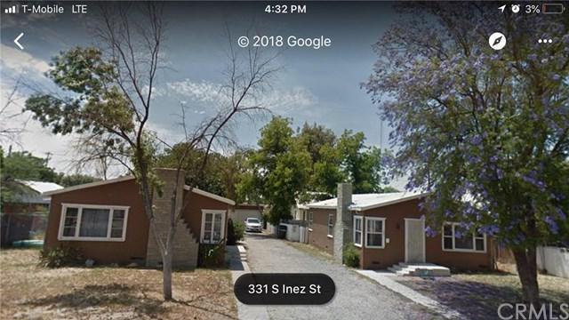 331 S Inez Street, Hemet, CA 92543 (#OC18149409) :: Realty Vault