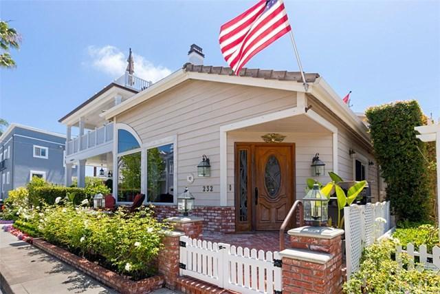 232 Agate, Newport Beach, CA 92662 (#NP18149013) :: Teles Properties | A Douglas Elliman Real Estate Company