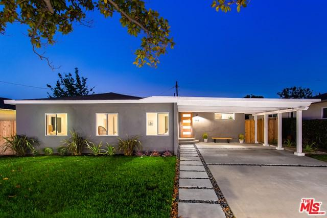 11410 Charnock Road, Los Angeles (City), CA 90066 (#18356746) :: DSCVR Properties - Keller Williams