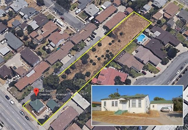 844 S Greenwood Avenue, Montebello, CA 90640 (#DW18150455) :: Impact Real Estate
