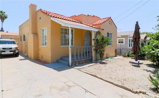 1322 N Avenue 54, Los Angeles (City), CA 90042 (#SR18149221) :: DSCVR Properties - Keller Williams