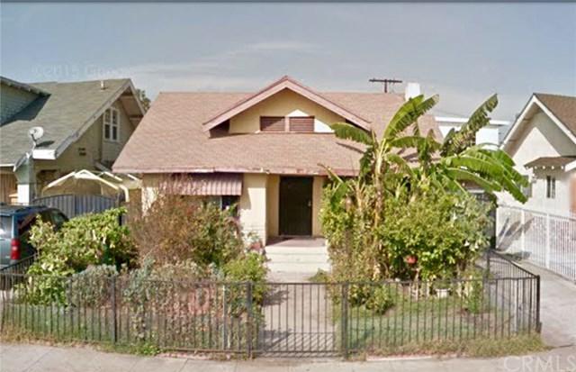 1447 W 51st Street, Los Angeles (City), CA 90062 (#SB18150525) :: DSCVR Properties - Keller Williams