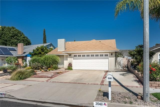 2048 Tracy Avenue, Simi Valley, CA 93063 (#SR18148103) :: Pam Spadafore & Associates