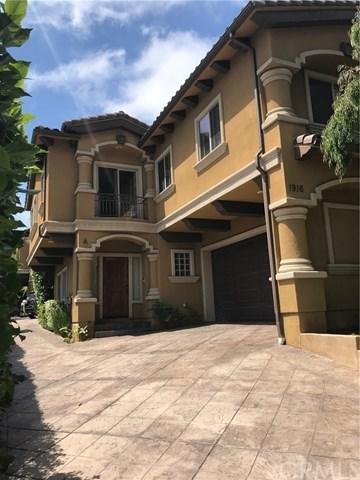 1916 Nelson Avenue A, Redondo Beach, CA 90278 (#SB18150626) :: Keller Williams Realty, LA Harbor