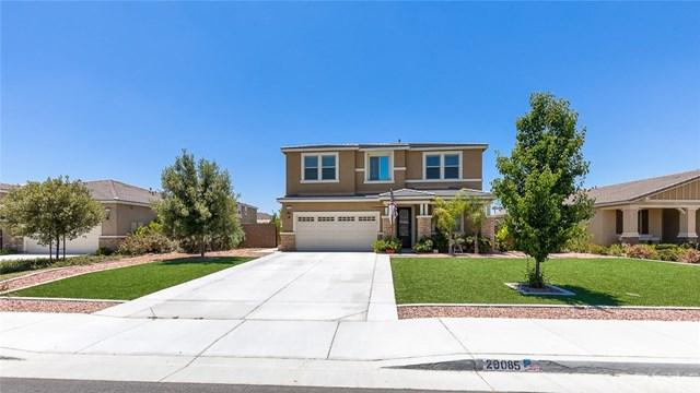 29085 Hidden Meadow Drive, Menifee, CA 92584 (#SW18150651) :: Lloyd Mize Realty Group