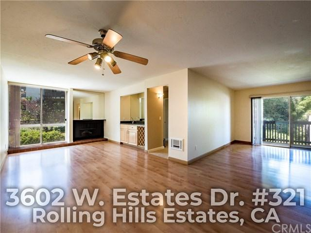 3602 W Estates Lane #321, Rolling Hills Estates, CA 90274 (#OC18151061) :: Keller Williams Realty, LA Harbor