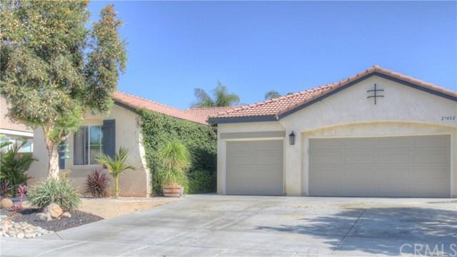 27482 Powder Court, Menifee, CA 92584 (#SW18151355) :: Keller Williams Realty, LA Harbor