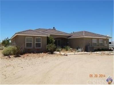 9407 60th Street W, Mojave, CA 93501 (#SR18152888) :: RE/MAX Parkside Real Estate