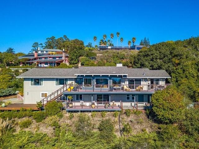 78 Pasatiempo Drive, Santa Cruz, CA 95060 (#ML81712087) :: The Laffins Real Estate Team