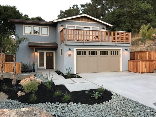 284 San Miguel Street, Avila Beach, CA 93424 (#SP18051003) :: Pismo Beach Homes Team
