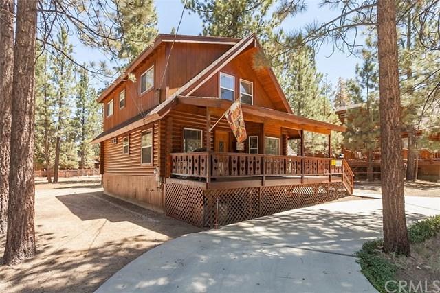 42738 Juniper Drive, Big Bear, CA 92315 (#PW18159419) :: Z Team OC Real Estate
