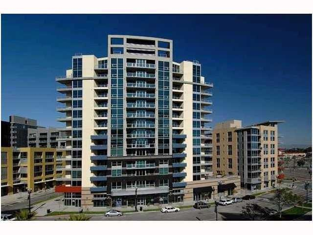 253 10Th Ave #1004, San Diego, CA 92101 (#180036310) :: Fred Sed Group