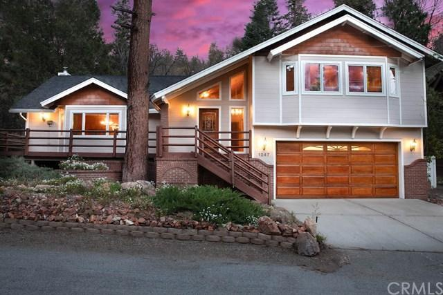 1247 Canyon Road, Fawnskin, CA 92333 (#EV18160816) :: RE/MAX Innovations -The Wilson Group