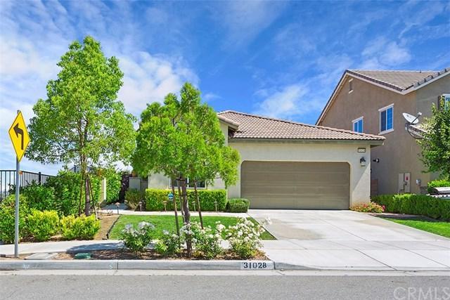 31028 Rose Arbor Court, Murrieta, CA 92563 (#SW18161061) :: California Realty Experts