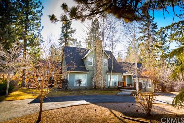 42455 Fox Farm Road, Big Bear, CA 92315 (#EV18161300) :: Z Team OC Real Estate