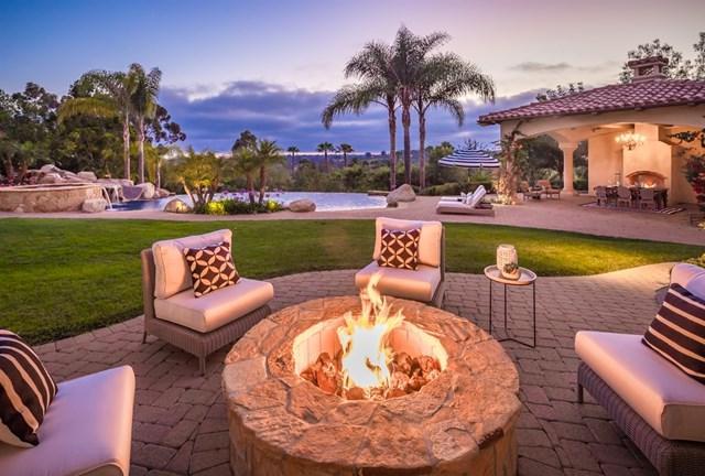6971 Rancho La Cima Dr, Rancho Santa Fe, CA 92067 (#180036975) :: Fred Sed Group