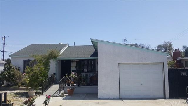 522 W E Street, Wilmington, CA 90744 (#SB18143683) :: RE/MAX Masters