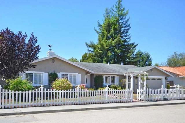 225 Waugh Avenue, Santa Cruz, CA 95065 (#ML81713795) :: Fred Sed Group
