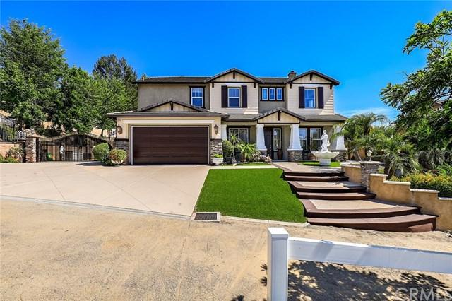 210 Haflinger Road, Norco, CA 92860 (#IV18161569) :: Provident Real Estate
