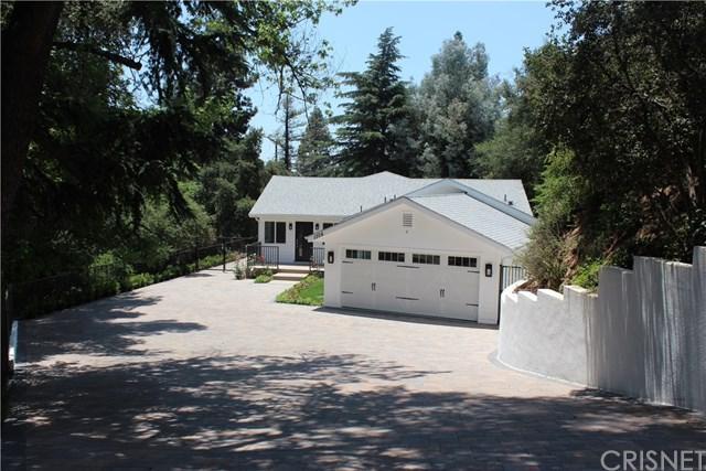 1304 Journeys End Drive, La Canada Flintridge, CA 91011 (#SR18152302) :: Fred Sed Group