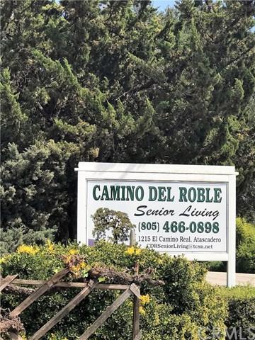 1253 Camino Del Robles #27, Atascadero, CA 93422 (#NS18168464) :: Nest Central Coast