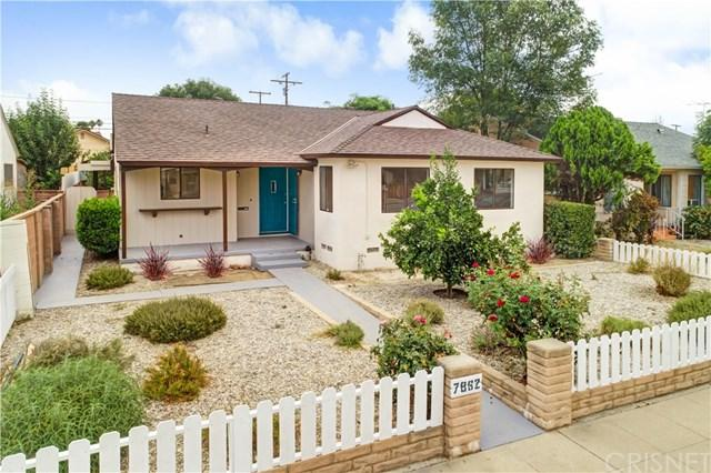 7862 Louise Avenue, Northridge, CA 91325 (#SR18166809) :: Fred Sed Group