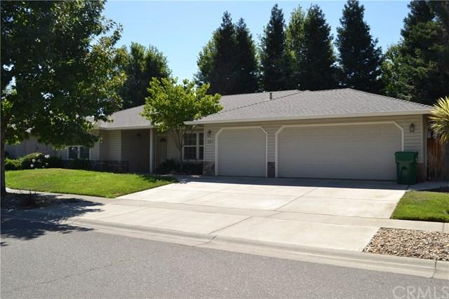 225 Crater Lake Drive, Chico, CA 95973 (#SN18164175) :: The Laffins Real Estate Team