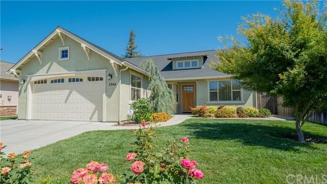 1944 Wisteria Lane, Chico, CA 95926 (#SN18168679) :: The Laffins Real Estate Team
