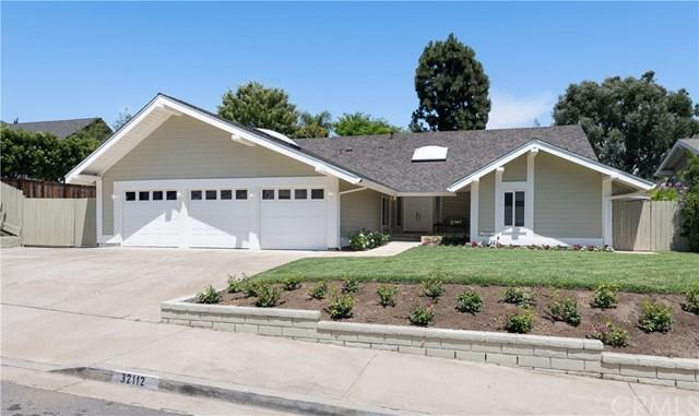 32112 Via Alicia, San Juan Capistrano, CA 92675 (#OC18169008) :: Scott J. Miller Team/RE/MAX Fine Homes