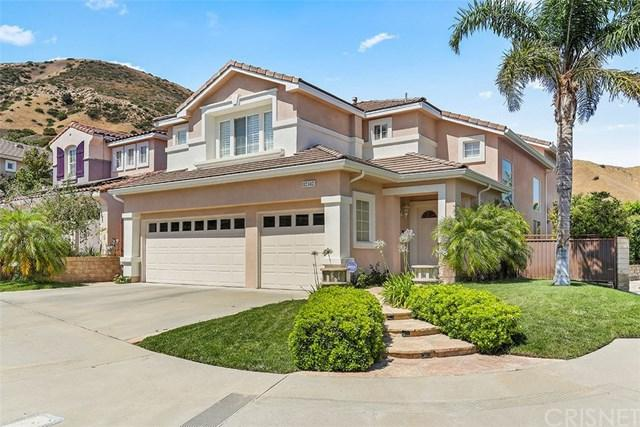 12342 Yew Court, Porter Ranch, CA 91326 (#SR18167607) :: RE/MAX Masters