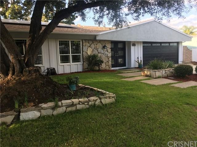 13160 Courbet Lane, Granada Hills, CA 91344 (#SR18130927) :: RE/MAX Masters