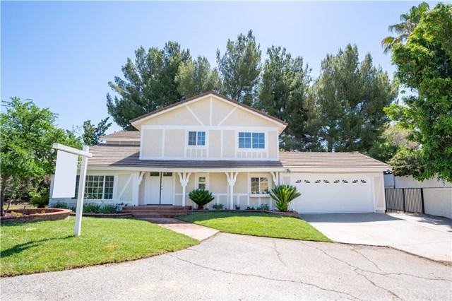 11158 Newcastle Avenue, Granada Hills, CA 91344 (#SR18169135) :: RE/MAX Masters