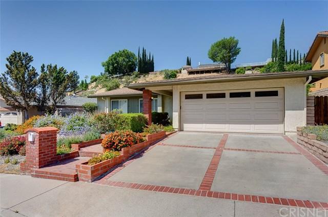 11469 Baird Avenue, Porter Ranch, CA 91326 (#SR18148605) :: RE/MAX Masters